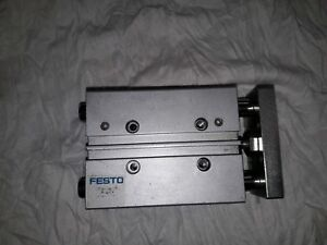 Festo compact guided cylinder DFM-16-50-P-A-G-F
