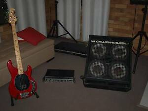 Bass Gear, Amp, Cab, Bass Redcliffe Redcliffe Area Preview