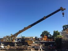 UNIC 20t crane on Nissan truck North Adelaide Adelaide City Preview