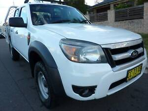 2011 Ford Ranger pk high rider automatic 3.0 l turbo diesel Greystanes Parramatta Area Preview