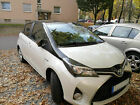 Toyota Yaris XP13 1.5 Hybrid Test