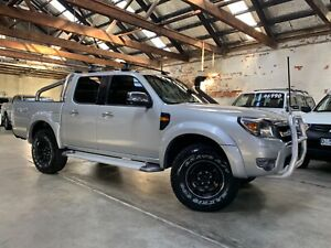 2010 FORD RANGER XLT ** 4X4 ** Launceston Launceston Area Preview