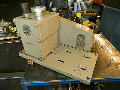 Ulvac Dvd-360 Rotary Oil Rotary Vacuum Pump Pump Only - No Ac Motor Used