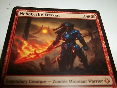 MTG THRONE OF ELDRAINE MYSTIC NEHEB. the Eternal  Pack Fresh