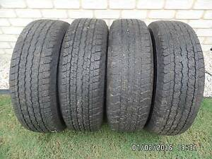 4X4 BRIDGESTONE TYRES Pottsville Tweed Heads Area Preview