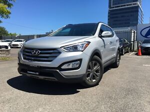 2014 Hyundai Santa Fe Sport 4DR AWD 2.4L LUX - Sunroof, Leather,
