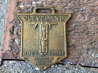 Cleveland Rock Drills  Equipment  Company Watch Fob