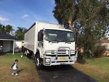 Truck with contract for sale St Marys Penrith Area Preview