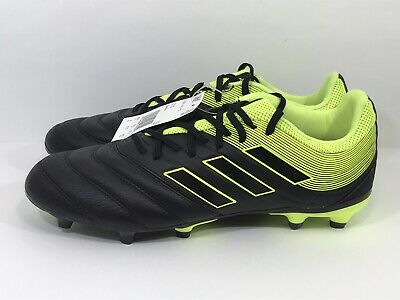 SoccerGarage Diadora MW RB Blueshield Black//Neon Firm Ground Soccer Cleats