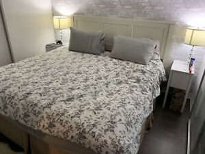 Full King Size Bed