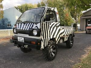 Suzuki carry 1990