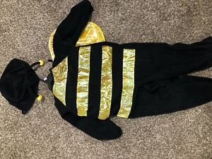 Bumble bee costume size 4-6