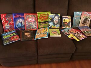 "Variety of  ""Ripley's believe it or not ""books"