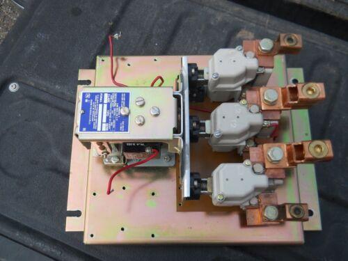 New Square D Contactor Class 8536 LG01 240V coil