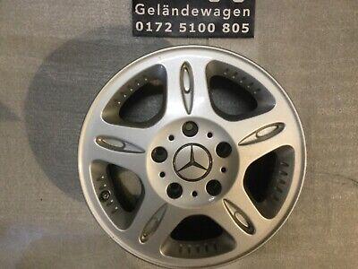 Mercedes G Alufelge 7,5x16 H2 Felge G-Klasse Ashtaroth A4614011002ET63 LK130 AMG
