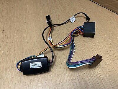 Bmw Steering Wheel Adaptor Wiring Harness Loom Lead Kit Incartech Make