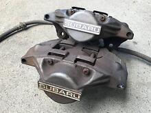 Rear Brakes - 2 pot from Subaru Impreza WRX GDA Underwood Logan Area Preview