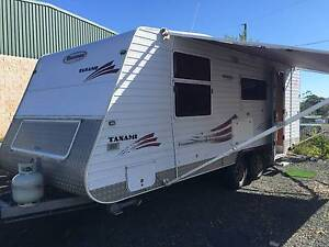 CREATIVE TANAMI 21-5FT CARAVAN -FULL ENSUITE - READY TO TRAVEL Tin Can Bay Gympie Area Preview