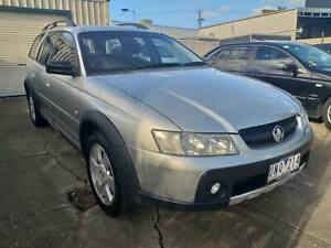 HOLDEN ADVENTRA AWD WAGON 2006 REG RWC 12 MONTHS WARRANTY St Albans Brimbank Area Preview