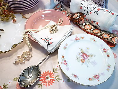 Table Flair and Vintage Ware