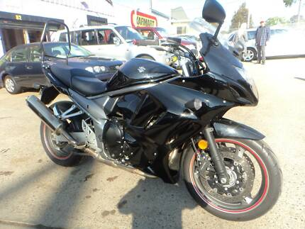 2011 SUZUKI GSX1250FA 6 SP MANUAL ONLY 6671KMS 12 MONTH REGO North St Marys Penrith Area Preview