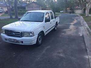 2004 Ford Courier Ute Forest Lake Brisbane South West Preview