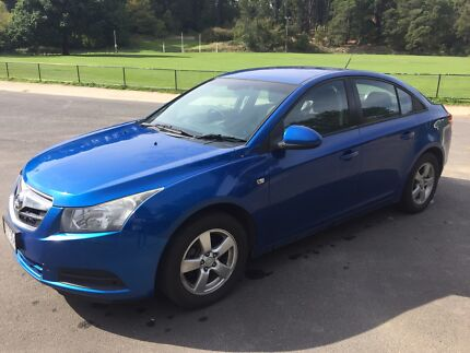 2010 Holden Cruze CD auto sedan Gisborne Macedon Ranges Preview