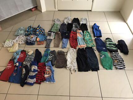 Boys size 1 clothes bundle