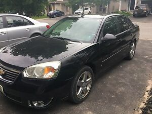 2007 Chevrolet Malibu LTZ - AS IS