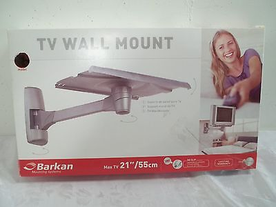 Barkan TV Wall Mounting System Up To 21