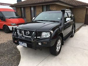 2008 NISSAN PATHFINDER ST-L R51 7 SEATER TURBO DIESEL AUTO Keilor Downs Brimbank Area Preview