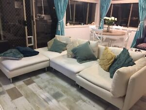 Versatile Ikea Soderham sofa