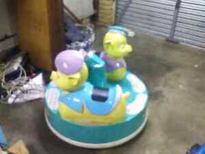 Coin pig ride Redbank Plains Ipswich City Preview