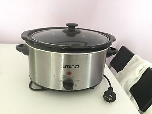Slow cooker- lumina brand Lutwyche Brisbane North East Preview