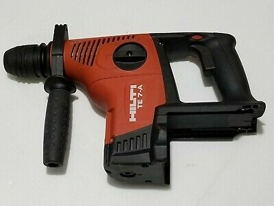 Hilti Te 7-a 36v Rotary Hammer Drill Tool Only Used.