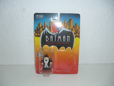 BATMAN THE ANIMATED SERIES / METALL-FIGUR / OVP / #122# (Pinguin Batman)