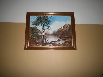 Collection of paintings