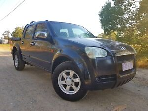 2009 Great Wall V240 Ute/LOW KM/4X4/WARRANTY AVAILABLE
