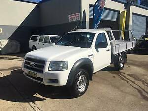 2008 Ford Ranger 4X4 ALLOY TRAY TURBO DIESEL Ute Holroyd Parramatta Area Preview