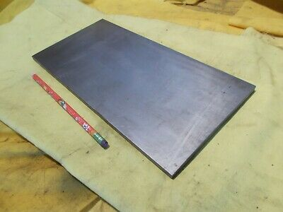 1018 Steel Flat Bar Stock Tool Die Machine Shop Plate Stock 516 X 6 X 12