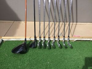 Titleist golf club set