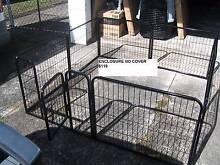 BRAND NEW Pet Dog Exercise Encl Fence Play Pen Run-60cmx8 PANEL Kingston Logan Area Preview
