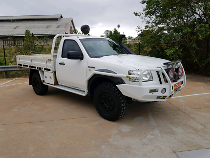 Ford ranger 4x4 single cab