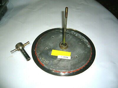 Vintage Meat Slicer Blade Cover With Handle Globe Good Condition
