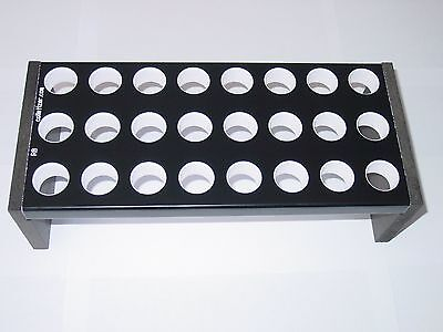 Holds 24 R8 Collets, Blank Rack Bench/Drawer, Holder Stand Bridgeport Mill gDY4