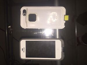 iPhone 5 life proof case used once