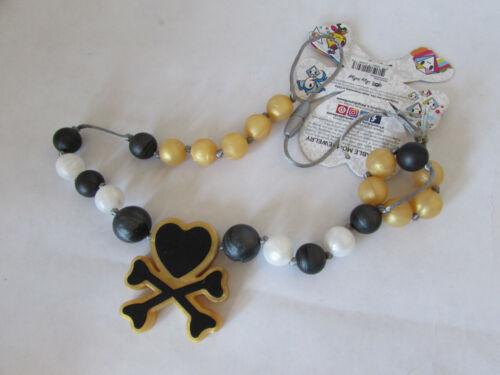 Itzy Ritzy teething necklace tokidoki love toki dokie