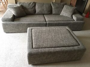 Lounge Couch 4 Seater