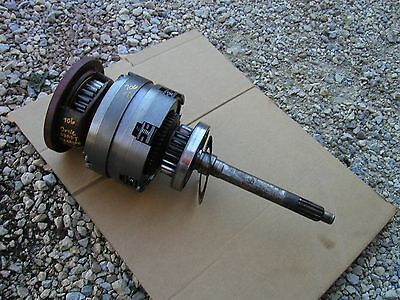 Farmall 706 806 Tractor Original Torque Amplifier Ta Assembly W Bearing