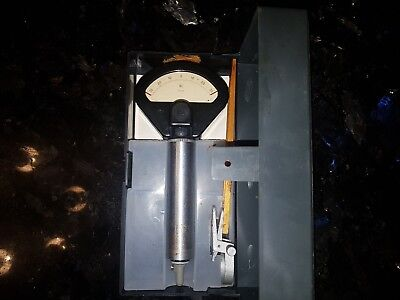 Mikrokator -0.030 Mm - Metric 0.001mm Per Division. Ussr New
